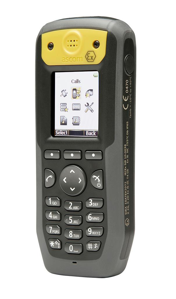 IP-DECT-d81-yellow-Ex-handset